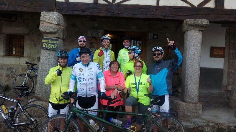 Día diez: La Calzada de Béjar – Salamanca