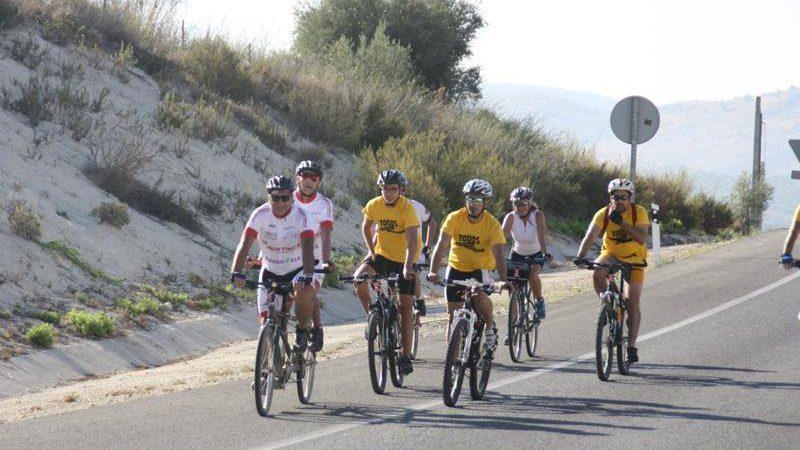 Día dos: Alcaudete – Córdoba