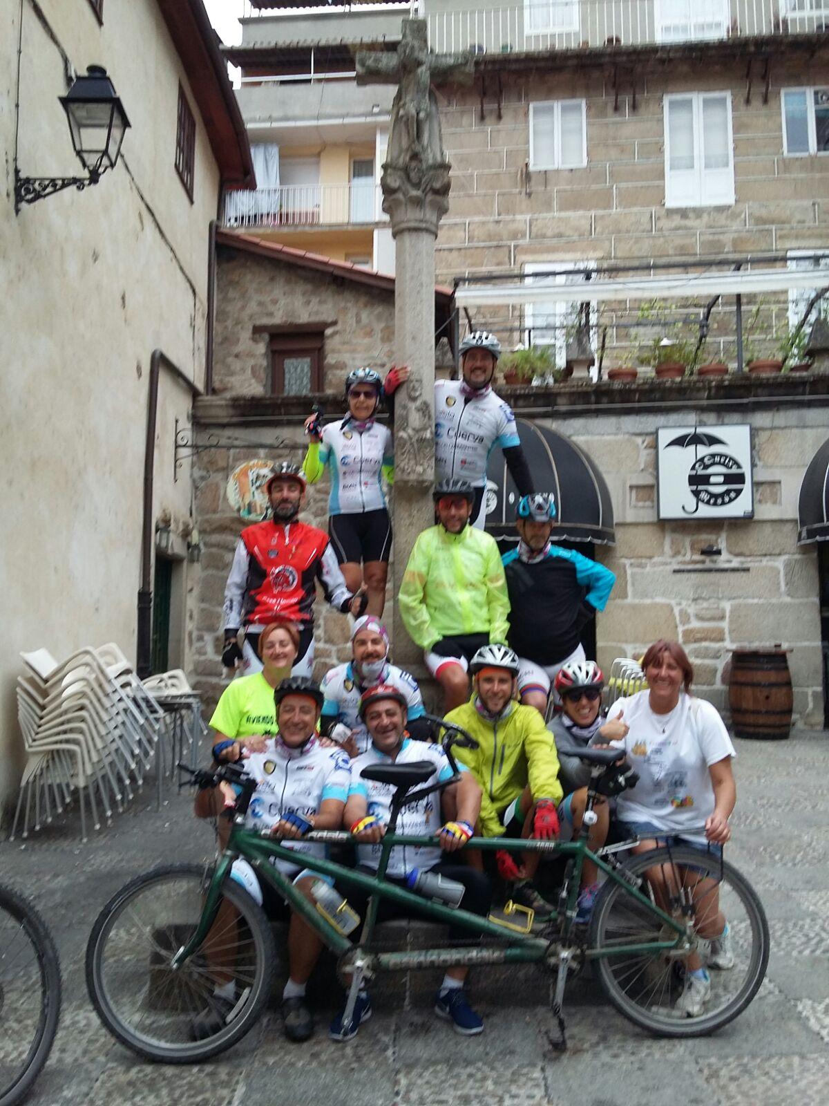 Día dieciséis: Ourense – Lalín